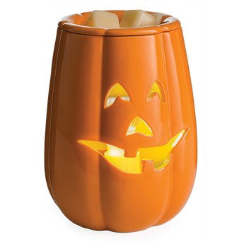 RTS - Jack O'Lantern - Ceramic Illumination Wax Warmer