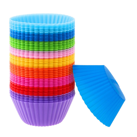 Silicone Wax Melt Warmer Cups - Assorted Colors & Sizes