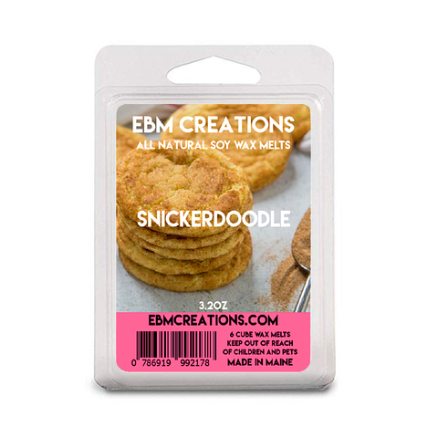 Snickerdoodle - 3.2 oz Clamshell