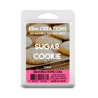 Sugar Cookie - 3.2 oz Clamshell