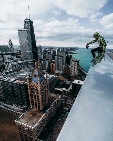 Life of an Instagram Urban Explorer | Chicago