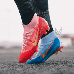 "CUSTOM NIKE MERCURIAL VAPOR SUPERFLY 360 ""VALOR"""