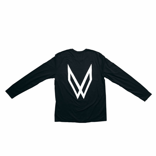 Black Strive Wings Longsleeve