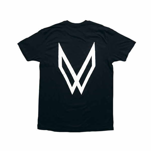 Black Strive Wings Shirt