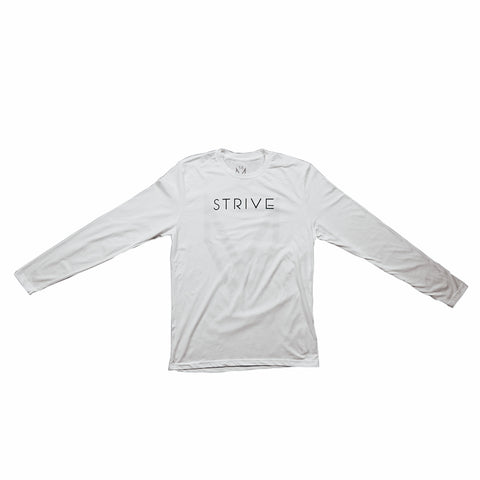White Strive Wings Longsleeve