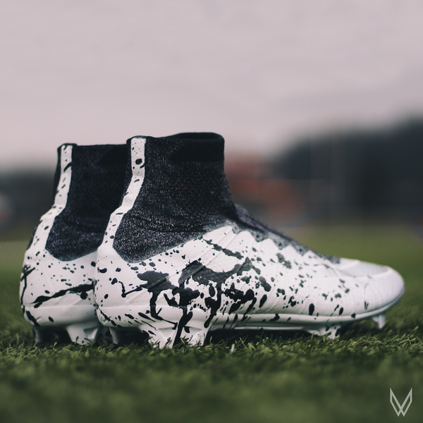 "CUSTOM NIKE MERCURIAL VAPOR SUPERFLY ""APOLLO"""
