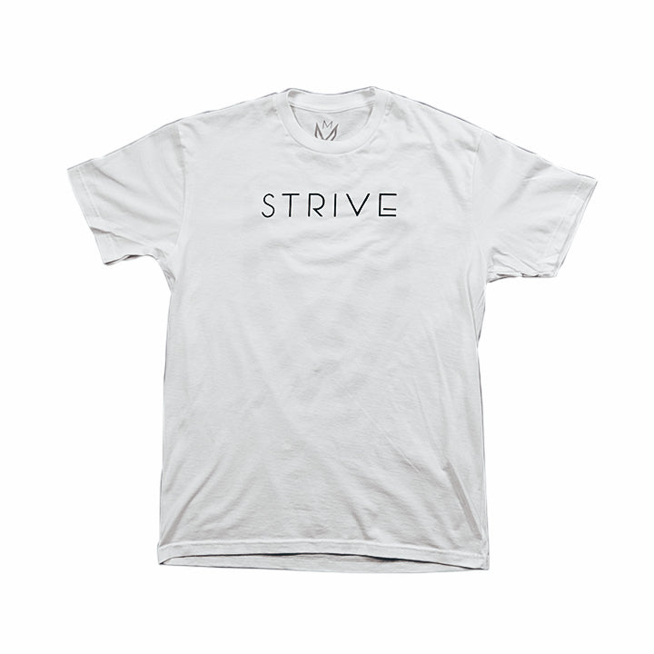 White Strive Wings Shirt