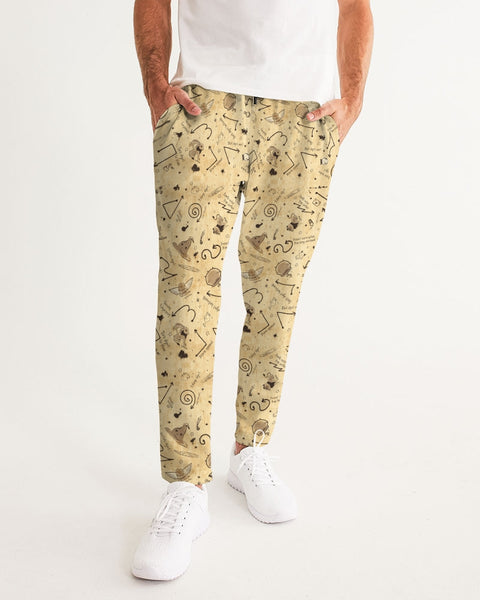 Charms Notes Men's Joggers