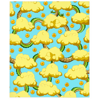 Eternal Dragon Minky Blanket