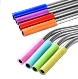 Stainless Steel Drinking Straw set
