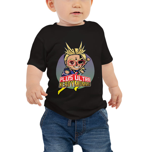 Plus Ultra! Baby Jersey Short Sleeve Tee