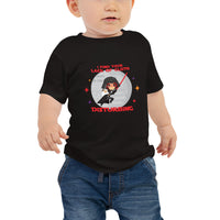 Lack of Cloth Baby Tee