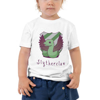 Slytherclaw Toddler Short Sleeve Tee