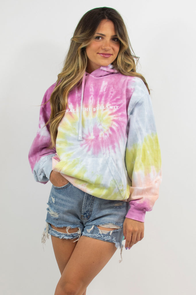 Exhale the Bullshit Sweatshirt