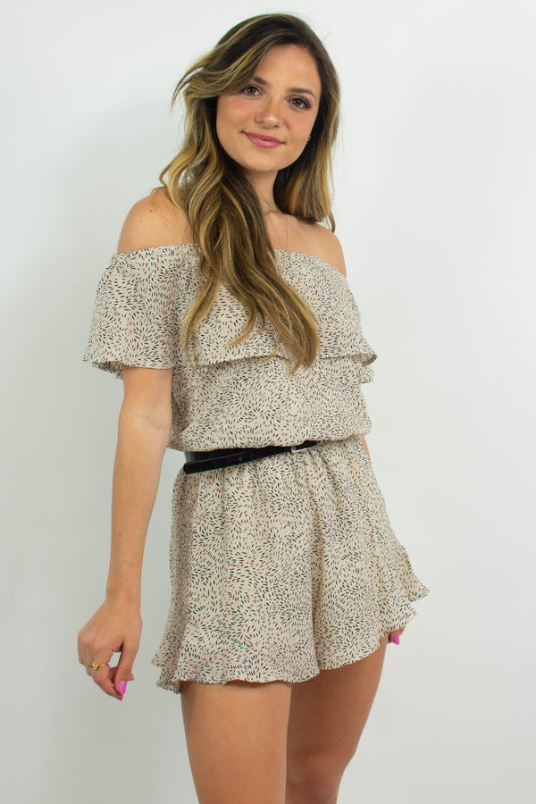 Everlee Romper