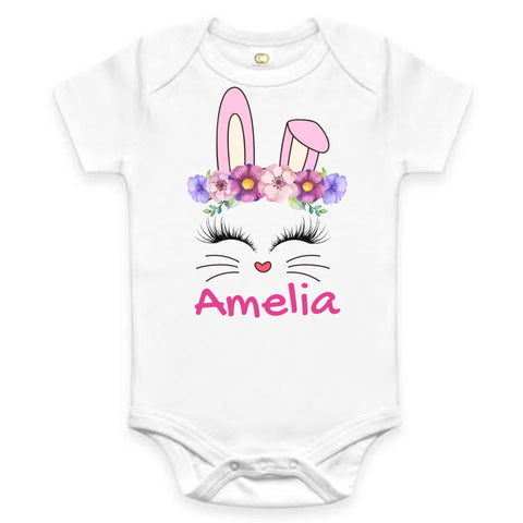 Easter bunny eyelash name design