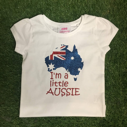 I'm a little Aussie shirt