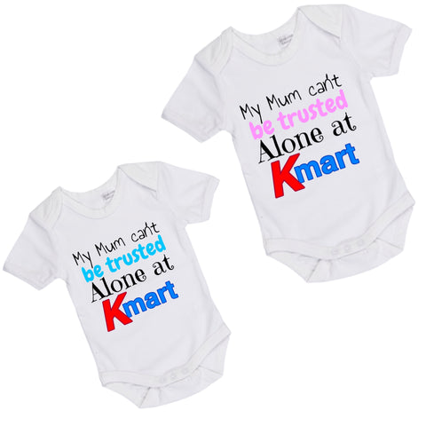 Kmart onesie (custom available)