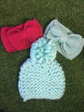 Knitted headbands/Beanie