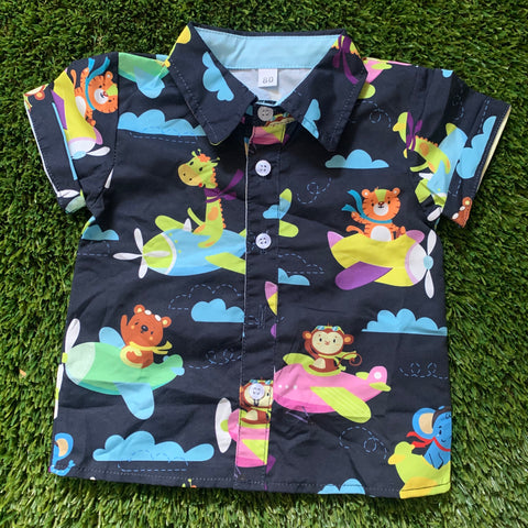 In stock boys shirt