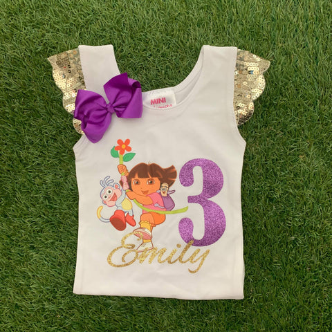 In stock on sale Emily Dora singlet