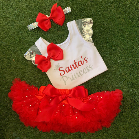 Santa's Princess Set