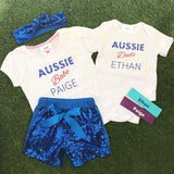 Aussie babe / dude custom made