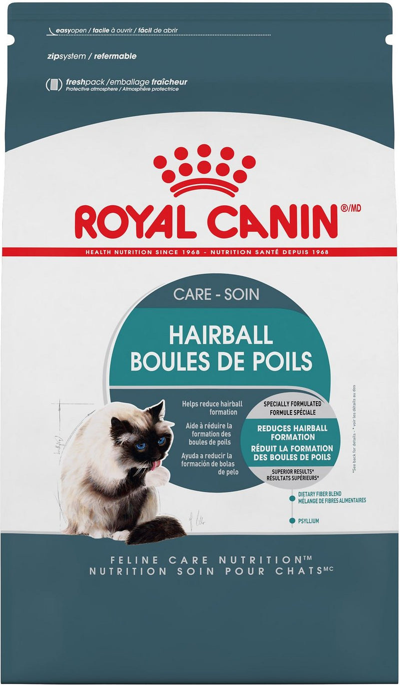 Royal Canin Hairball Care Dry Cat Food 7.7 lbs Bag