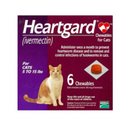 Heartgard for Cats, 5 to 15 lbs