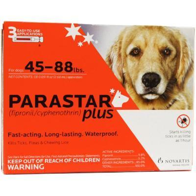 Parastar Plus Red, 45 up to 88 lbs