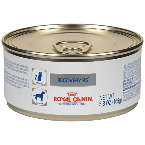 Royal Canin Veterinary Diet Feline And Canine Recovery RS , 5.8 oz. can