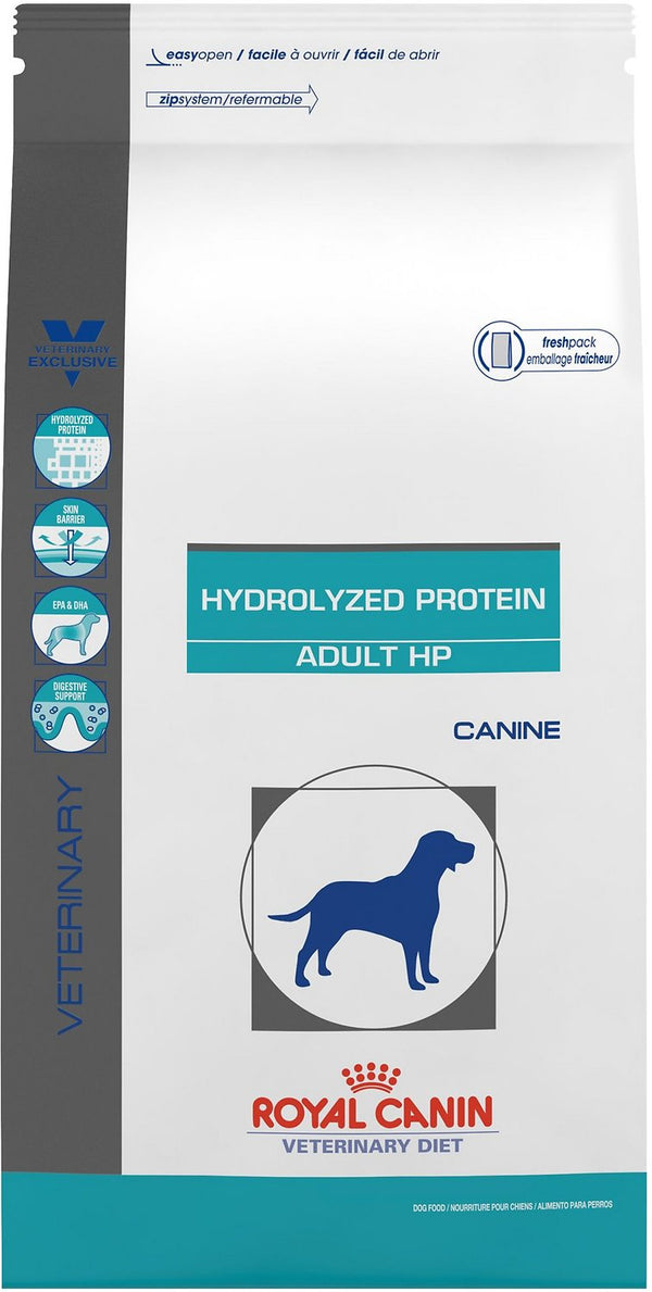 Royal Canin Veterinary Diet Hydrolyzed Protein Adult HP Dry Dog Food 7.7lbs
