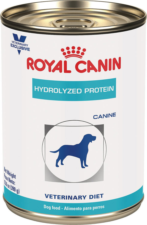 Royal Canin Veterinary Diet Hydrolyzed Protein Adult HP Canned Dog Food, 13.8-oz