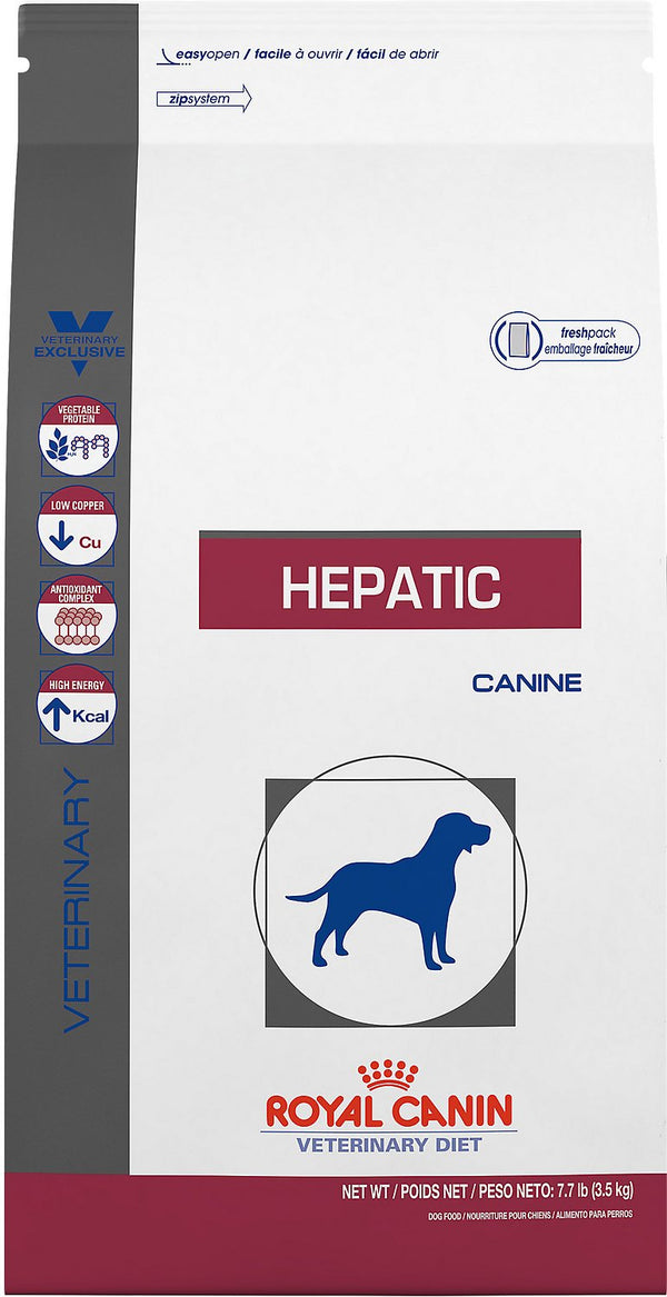 Royal Canin Veterinary Diet Hepatic Formula Dry Dog Food