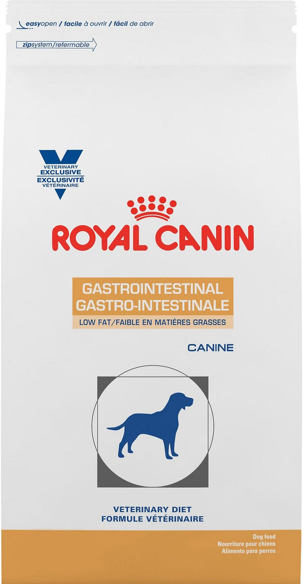 Royal Canin Veterinary Diet Gastrointestinal Low Fat Dry Dog Food