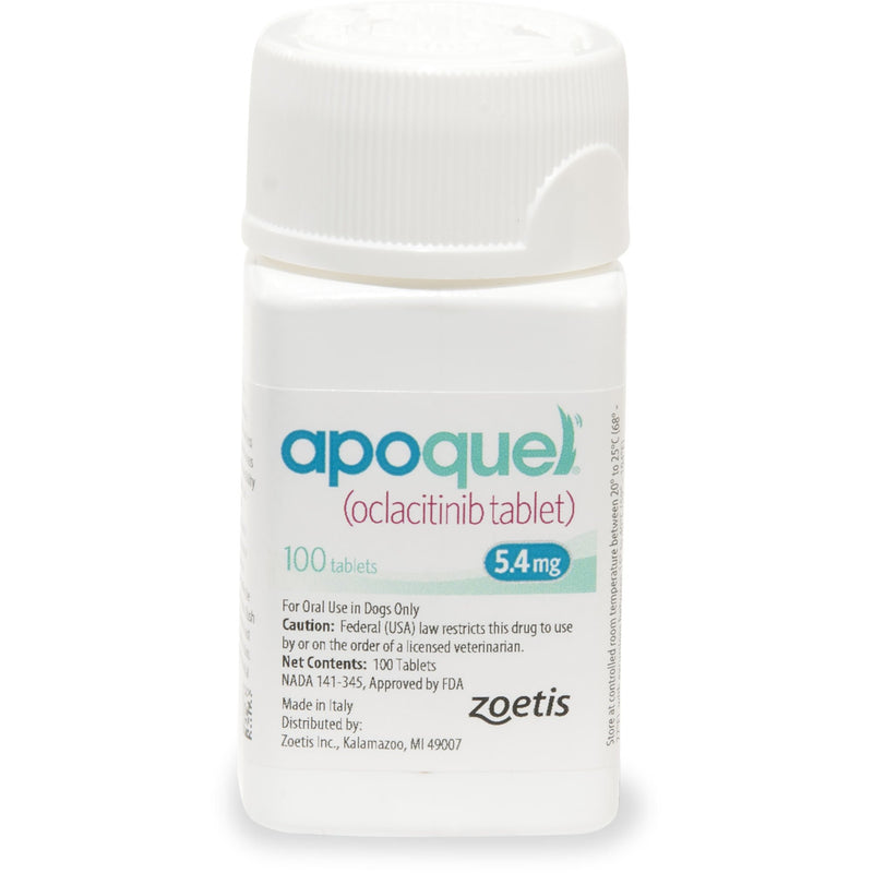 Apoquel Tab 3.6mg, 5.4mg, 16mg ( sold per tablet)