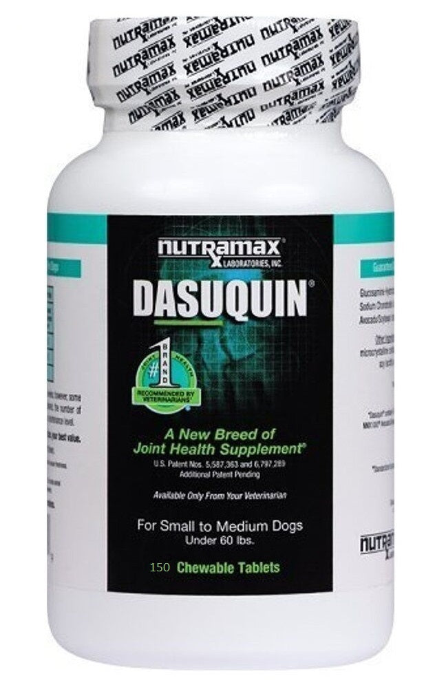 Dasuquin Small Under 60 lbs, 150 ct