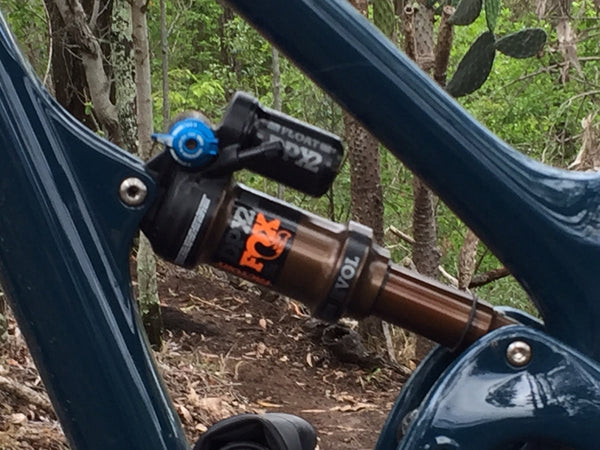 Fox DPX2 trail tested – Cyclinic