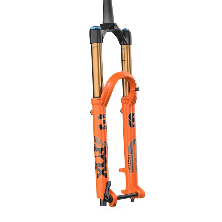 "Fox 36 Float 29"" Factory 2021 GRIP2 160mm Shiny Orange Boost"