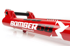"Marzocchi Bomber 58 27.5"" 203mm Red - 2020"