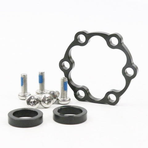 Cyclinic Boost Conversion kit Front 15x100 to 15x110 (Boost)
