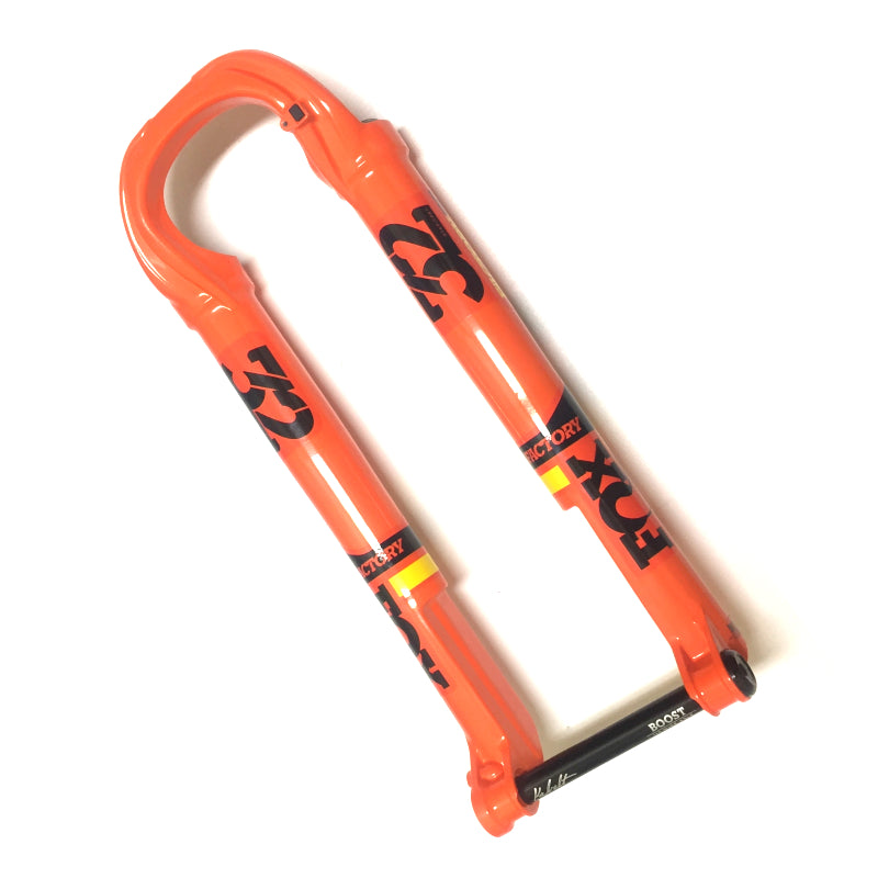 "Fox 32 Lower Leg Assembly 29"" SC 80-100 Kabolt Boost Orange"