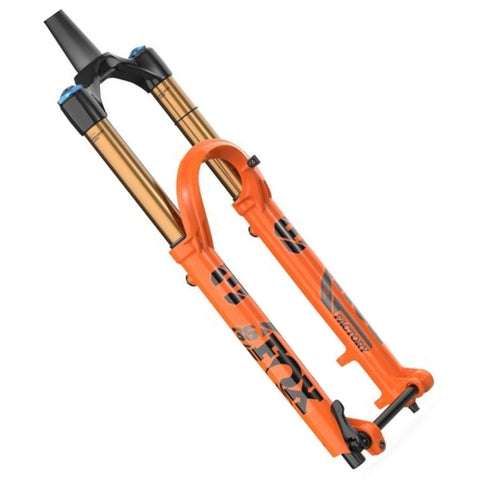"Fox 36 Float 27.5"" Factory 2021 GRIP2 160mm Shiny Orange Boost"