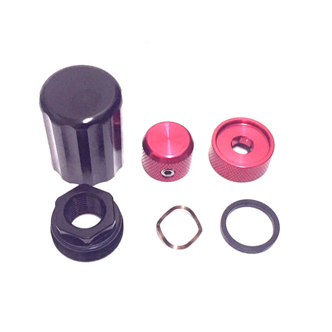 Fox Racing 36 GRIP2 Rebound Knob Kit - Factory