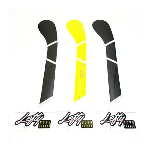 Cannondale Lefty Ocho Carbon Upper Decals