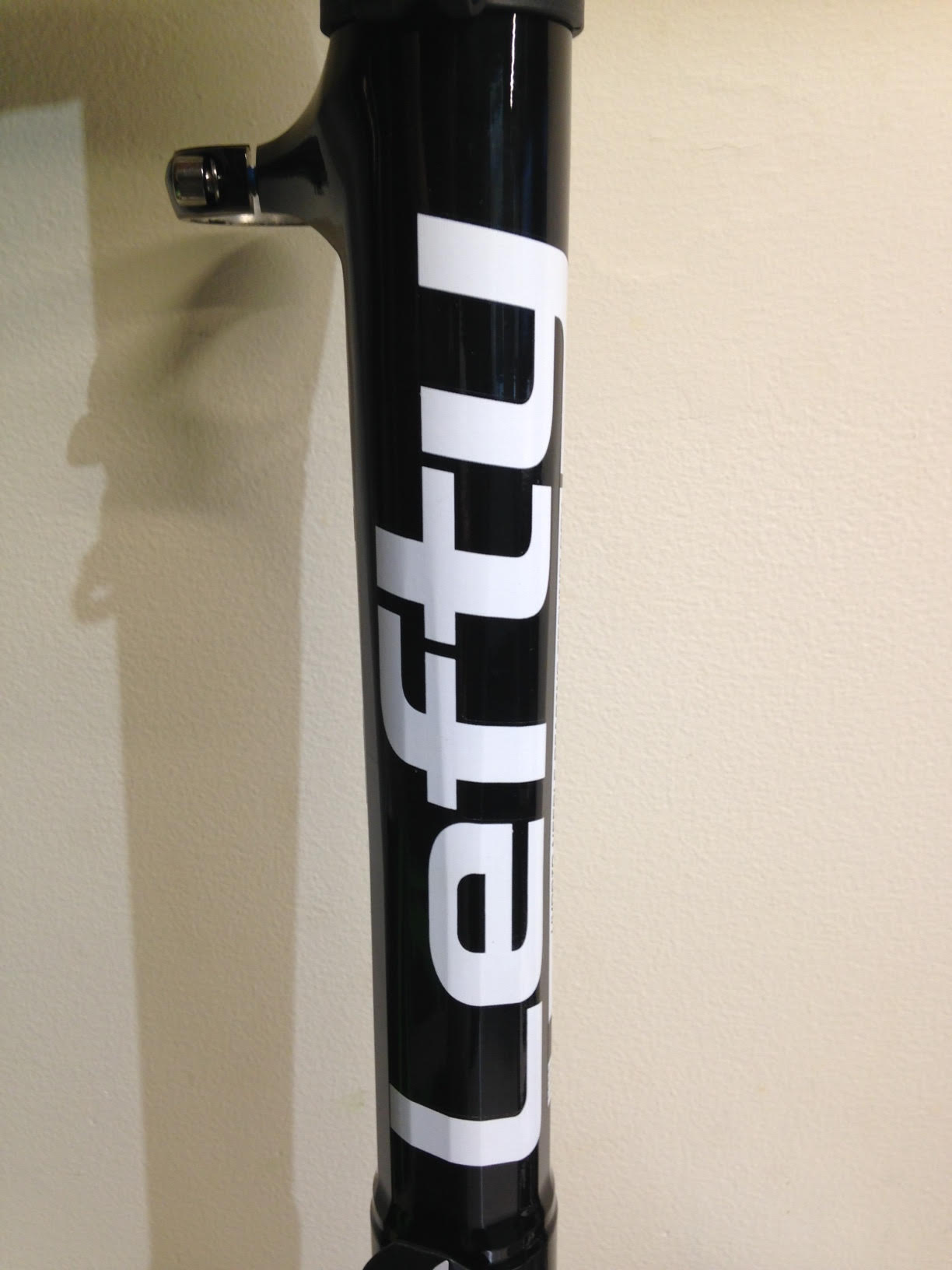 Cannondale Lefty Decal 2014 Alloy Lefty