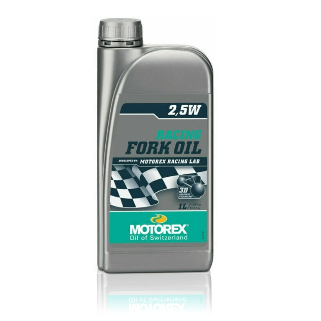 Motorex Racing Fork Oil 2.5wt