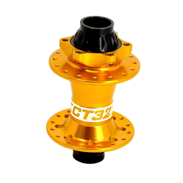 Project 321 Front MTB Disc Hub ISO Gold