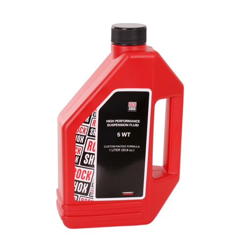 RockShox Suspension Oil 5wt 1 Litre