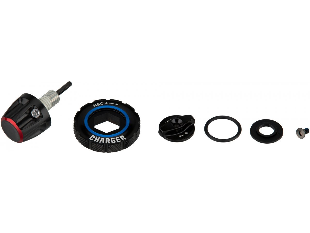 Rockshox ZEB Charger2.1 RC2 Damper Upgrade Kit